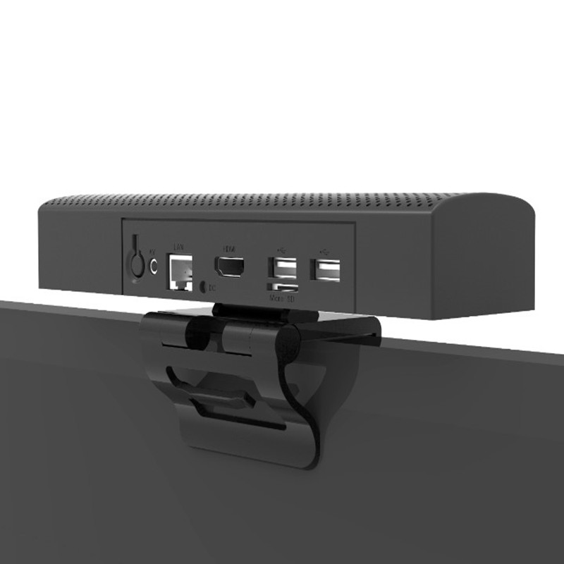 Câmera de rede vídeo player caixa de bate-papo de vídeo android definir caixa superior zoom skype vídeo conferência tudo em uma máquina-5