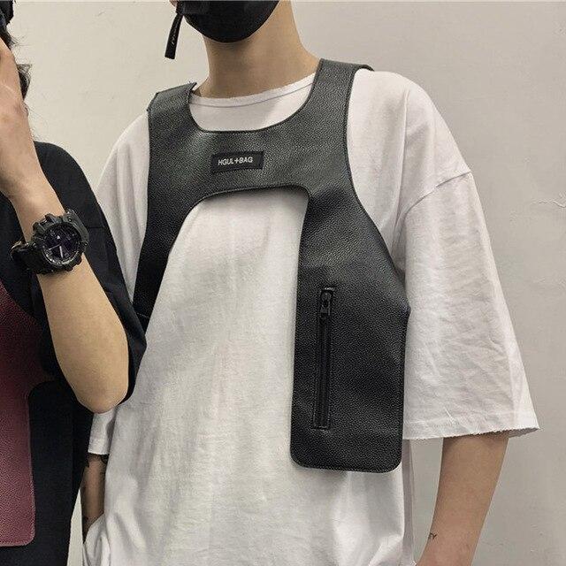 Фото крутой жилет для мужчин и женщин уличная одежда тактический