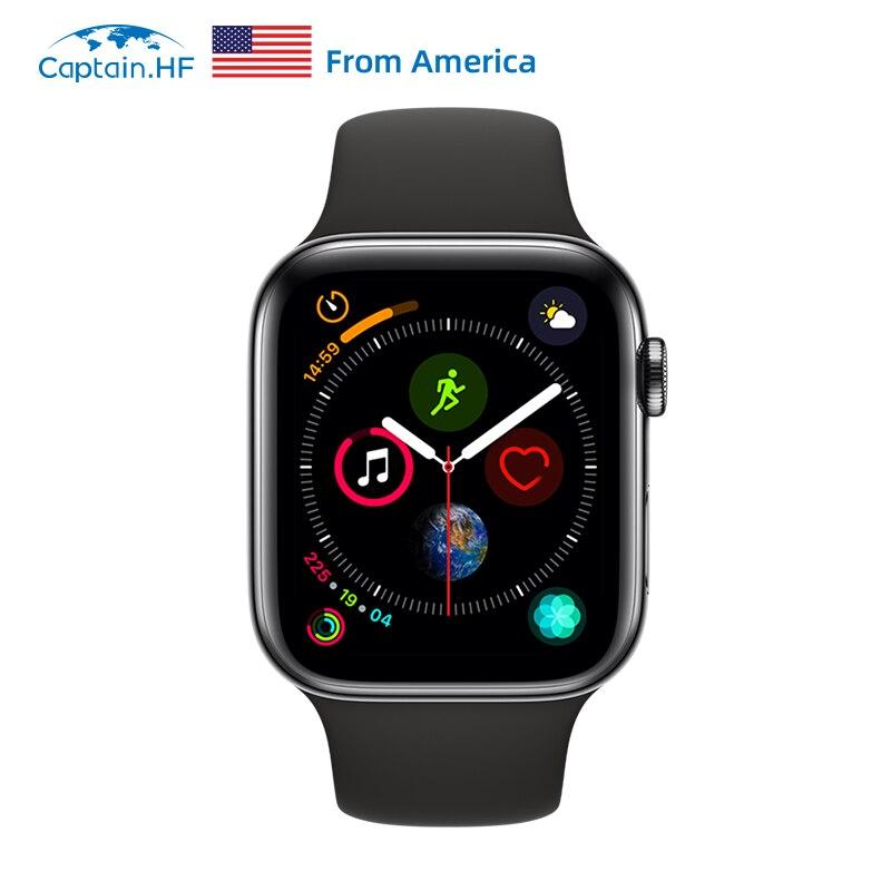 Captain HF Смарт Часы для Мужчин акселерометр, встроенный пульсометр Мониторинг сна, калорий, физической активности Bluetooth Умные Часы для бизнесменов Смарт-часы      АлиЭкспресс