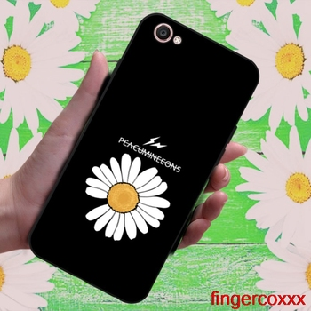 Coxxx Daisy 2 Soft TPU Case Cover For Vivo Y71 Y83 Y81 Y51 Y93 Y97 Y91 Y95 V11i Z3i Z3 X21UD Z5X X27 V15 S1 Pro image