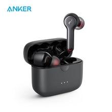 Anker-auriculares inalámbricos Soundcore Liberty Air 2 TWS, con controladores inspirados en diamantes, Bluetooth, 4 micrófonos, carga inalámbrica