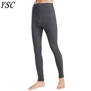 Underwear Trousers Warm-Pants Wool-Blend Long-Johns Cashmere New-Style Tights High-Quality