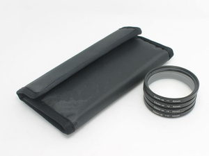 Image 5 - Close Up Macro Filter Kit with Carry Bag +1 +2 +4 +10 Close UP 49 52 55 58 62 67 72 77mm for Canon Nikon Sony Camera