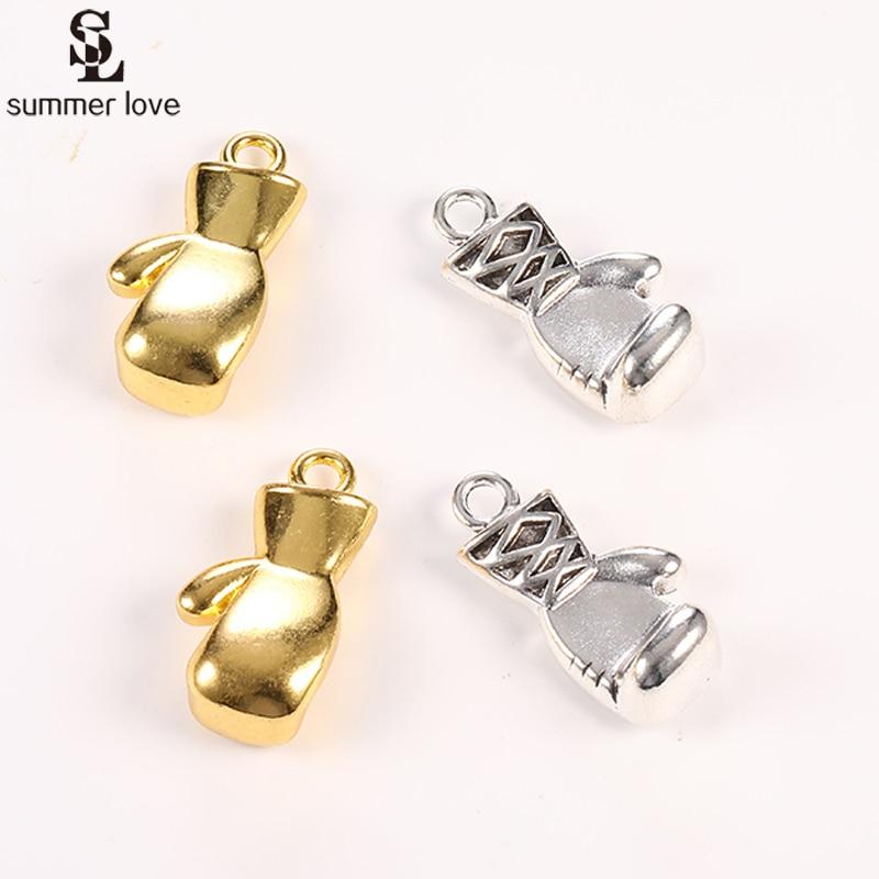 20pcs Antique Silver Mouse Key Charm Pendant 3D Head Necklace Craft Steampunk