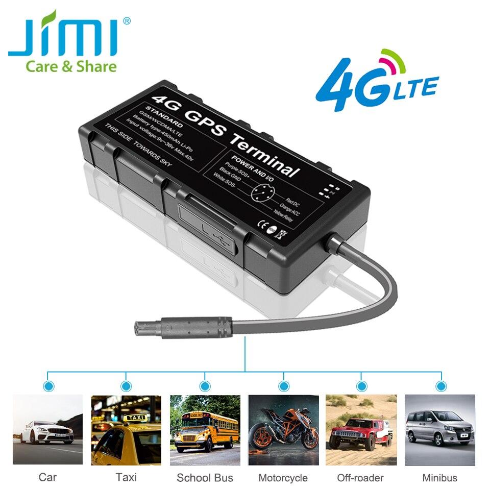 CONCOX GV40 rastreador GPS de coche 4G WIFI Hotspot en vivo de conducción comportamiento localizador GPS resistente al agua con aceite de corte-alarma de vibración