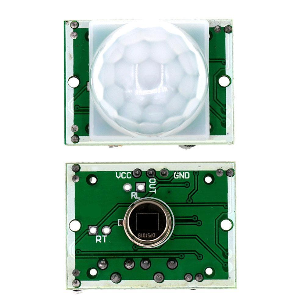 1PC High Quality HC-SR501 HCSR501 Adjust Infrared PIR Motion Sensor Detector Module For