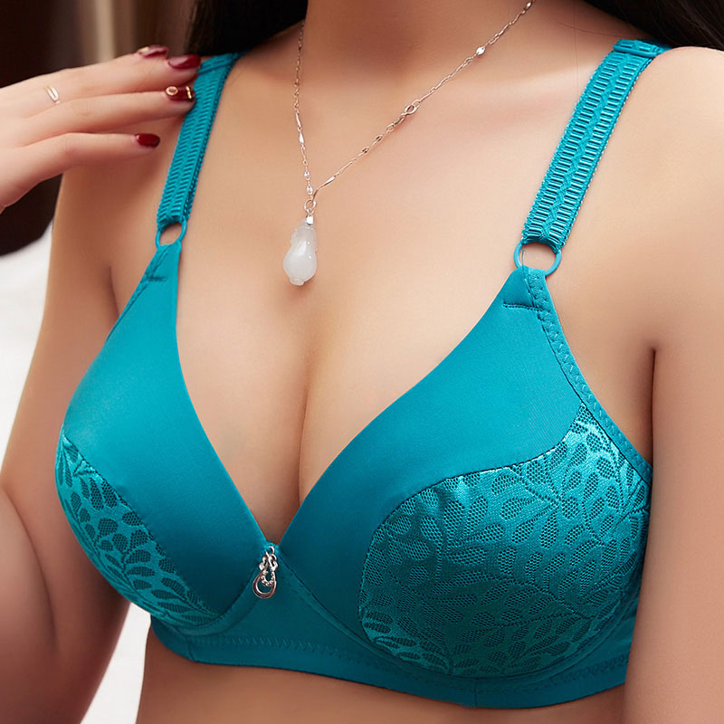 Sexy Women Bra Push Up Lingerie Seamless Bras For Women Wire Free Bralette Backless Intimates Female Underwear