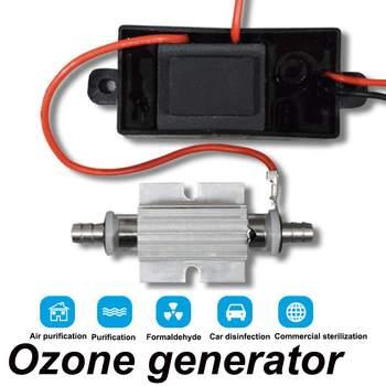 220V Generator ozonu oczyszczacz powietrza w domu Ozonizador Ozonator filtr powietrza Ozon Generator akcesoria ozonizator sterylizacji zapach tanie i dobre opinie AUGIENB 50m³ h CN (pochodzenie) 10 w 220 v 10㎡ Elektryczne 3-8m ³ Other Dezodoryzacja Air Purifier Gospodarstw domowych