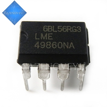 1pcs/lot LME49860NA LME49860 DIP-8 In Stock - discount item  8% OFF Active Components