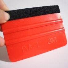 Squeegee Scraper Vinyl-Film Car-Wrap Car-Maintenance-Accessories Window-Tints-Tool Foil-Edge