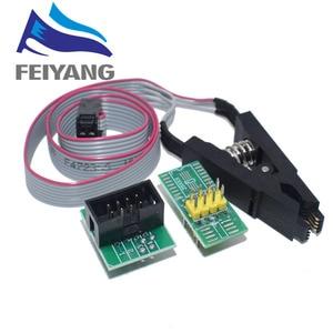 Image 5 - 10 pces smart electronics ch340 ch340g ch341 ch341a 24 25 séries eeprom flash bios programador usb com software & driver