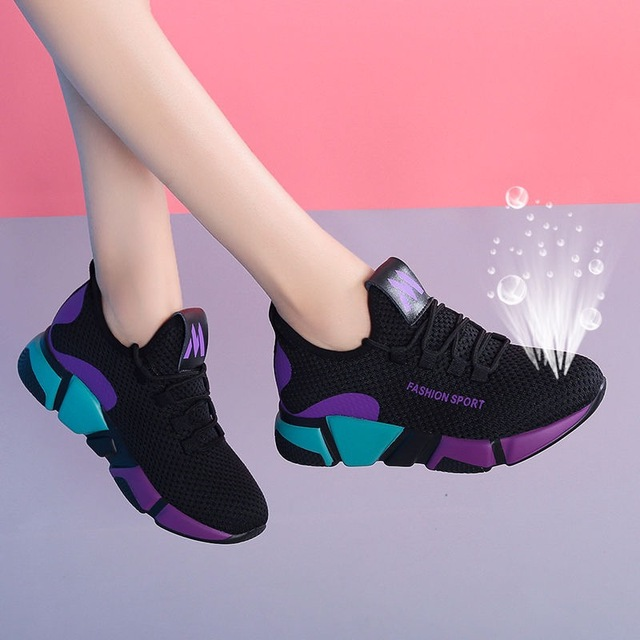 Femmes chaussures décontractées femmes chaussures plates plate-forme printemps automne à lacets chaussures vulcanisées Tenis Feminino pas cher nouvelle mode femmes baskets