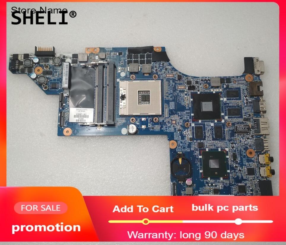 SHELI 615307-001 Pour HP DV7T DV7-4000 DV7 Carte Mère avec HD5650