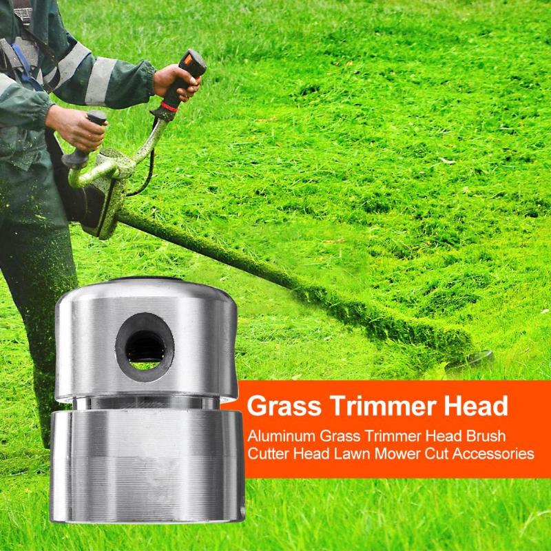 Multi-functional Durable Aluminum Grass Trimmer Head For Brushcutter Lawn Mower Small Vibration Good Wear And Tear