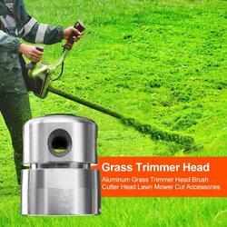 Wielofunkcyjna wytrzymała aluminiowa przycinarka do trawy głowica do kosy kosiarka do trawy małe wibracje dobre zużycie|Piły na wysięgniku|   -