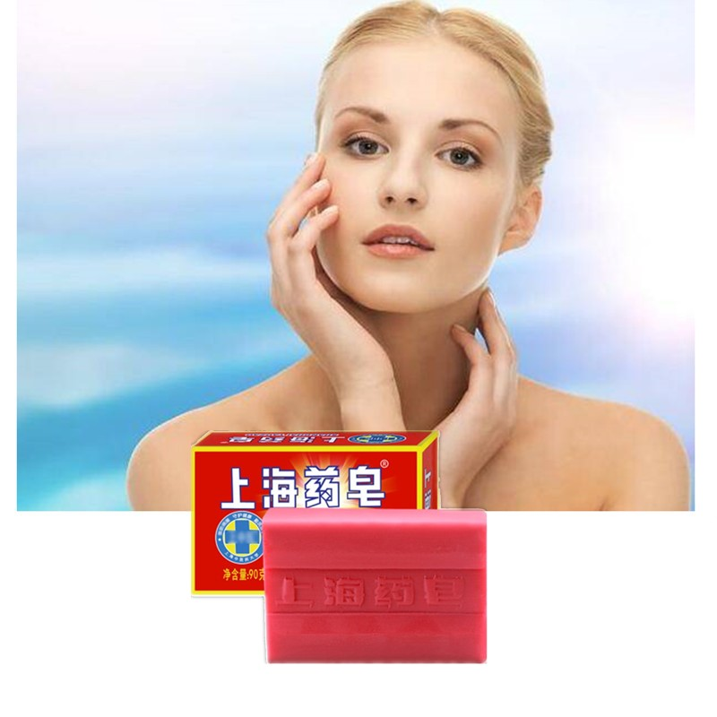 Sulfur Soap Is Used To Remove Acne, Psoriasis, Seborrheic Eczema, Anti-bacterial Bath, Whitening And Restoring Healthy Skin.