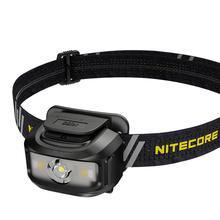 Nitecore Nu35 460 Люмен двойной Мощность рабочий светильник, может Применение встроенной веб-камеры-Батарея и легко заменить AAA Батарея в одно и то ...