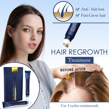 Hair Growth Serum Essence Oil Anti Hair Loss Treatment for Hair Growth Beard Triple Ball Massager Hair Care Hair Regroth Tonic Beauty Tools