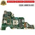 688018-501 688018-601 688018-001 материнская плата для HP compaq CQ58 CQ58-2000 Материнская плата ноутбука SJTNV DDR3 100% тесты хорошее