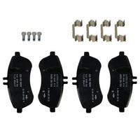 1 Set Voor Mercedes-Benz W204 C300 C250 Remblokken A0054200820 0054200820