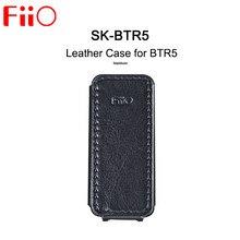 Fiio couro caso SK-BTR5 para amplificador btr5