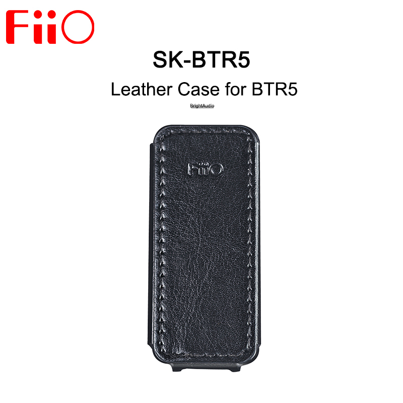Fiio SK-BTR5 / DD Audio C-B5 Leather Case For Amplifier BTR5