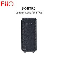 Fiio couro caso SK BTR5 para amplificador btr5