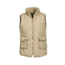 Plus Size Women Puffer Padded Vest Jacket Gilet Sleeveless coat Snowsuit(China)