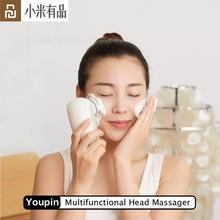 Xiaomi HiPee Multi-function Head Massager Cleansing Instrument 2 IN 1 Massages Head Prevents Hair Loss Relax Relieves Fatigue