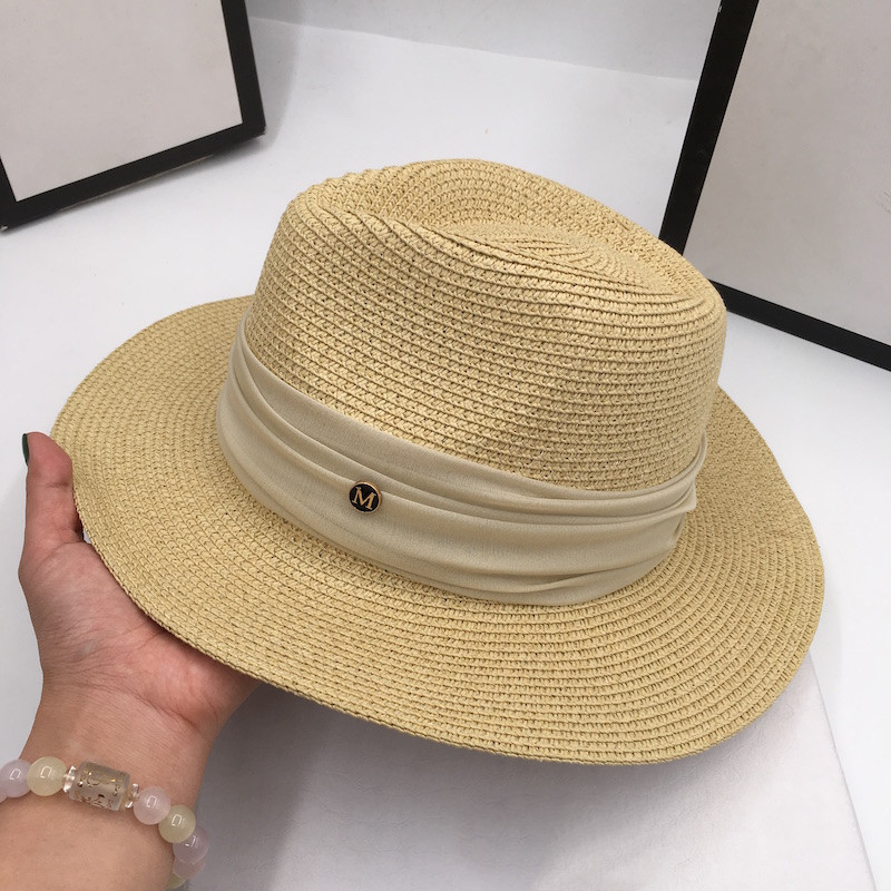 Image 3 - Korean straw heart sun hat elegant fashion all purpose small fresh grass hat holiday folding sun hat-in Women's Sun Hats from Apparel Accessories