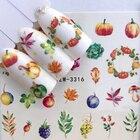 1 Sheet Water Nail S...