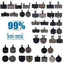 Тормозные колодки для горного велосипеда shimano m445 355 395