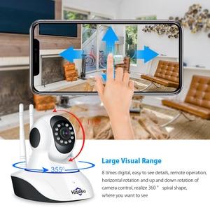 Image 3 - 1080P 무선 WIFI 사진기 WIFI 팬 기울기 HD IP 사진기 2.0MP 양용 오디오 야간 시계 동의 탐지 CCTV 사진기