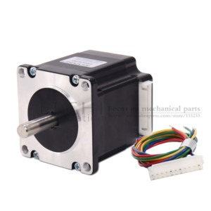 Image 4 - Free shipping Nema23  Stepper Motor 4 lead 165 Oz in 23HS5628 56mm 2.8A  57 Series motor For 3D Printer Monitor Equipment