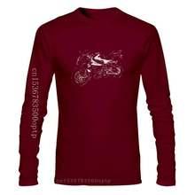 "2019 Fashion S1000RR T-Shirt mit Grafik S1000 RR Motorcycyle Rally ""Motorrad- -Fahrer"" Tee shirt"