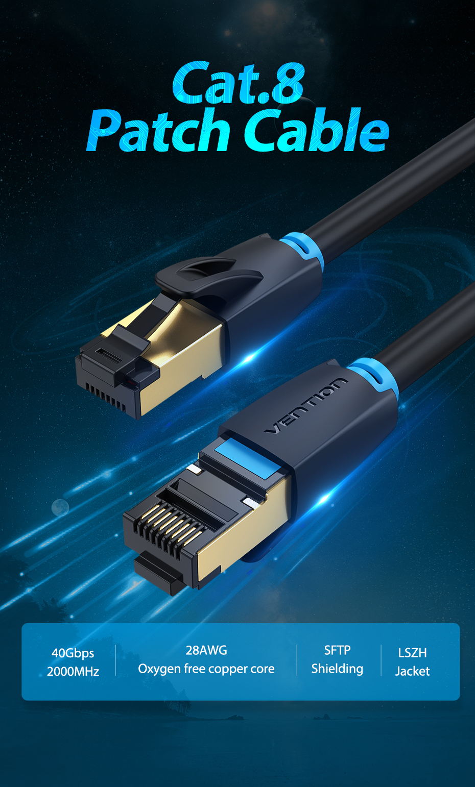 cat 8 ethernet cable