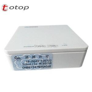 Image 2 - 1pcs 원래 Hw HG8010H EPON 1GE ONU ONT 1 포트 EPON FTTH 모드, Hg8010h 전원 및 상자에 적용