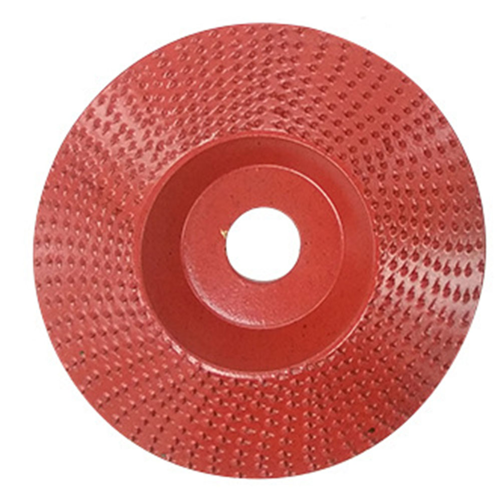 Grinding Wheel Angle Grinder Carving Shaping Polishing Disc 22MM Hole For Wood 110*22 Arc/ 110*22 Flat/ 110*22 Bevel