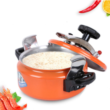 Cooker Pressure-Cooker-3.5l Gas-Induction Small Household Explosion-Proof Mini Outdoor