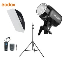 Godox E250 250Ws Photography Studio Flash Strobe Light + 50 x 70cm Softbox + 180cm Light Stand + RT-16 Trigger Flash Kit pro studio flash strobe light stand carry case bag light kit bag cb 05 page 5