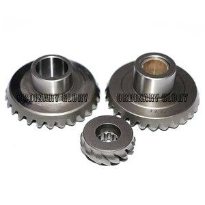 Image 3 - Juego de engranajes para motor fueraborda Hidea 15F, 2 tiempos, 15HP y Yamaha 2 tiempos, 15HP, 6E7 45560 01, 63V 45551 00, 6E7 45571 00