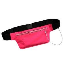 waist bag Adjustable neoprene waterproof fitness waist pack belt running sports waist bag tuban multifunctional summer running sports waist bag