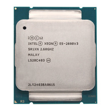 Processor Intel Xeon E5 2690v3 CPU 30mb-Socket 12-Core Suitable-X99