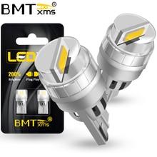 Bombilla LED Canbus para coche, luz de estacionamiento, para Mercedes Benz W221 W210 W212 W203 W205 W124 A C E SLK GLK, BMTxms 2x T10 W5W 168 194
