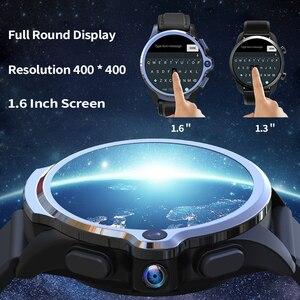 Image 3 - часы мужские KOSPET Prime שעון חכם תומך עברית Smartwatch 2020 3GB 32GB שעון חכם Men Smart Watch טֵלֵפוֹן For Man שעון לגבר GPS חכם שעונים Battery 1260mAh Android שעונים לנשים WIFI смарт часы For Xiaomi Phone Samsung