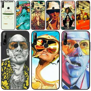 Reall Fear and Loathing in Las Vegas Phone Case For Huawei Y5 Y6 Y7 Y9 Prime Pro II 2019 2018 Honor 8 8X 9 lite View9 image