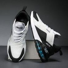 Unisexe Coussin D'air Running Chaussures 35-46 Hommes Femmes Baskets Respirant Chaussures de Sport Léger Formation Chaussures de Chaussures de Jogging