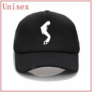 Michael Jackson blanc papa chapeaux visière chapeau gorras para hombre casquette pour hommes chapeau pour hommes papa chapeaux pour hommes criss cross queue de cheval chapeau