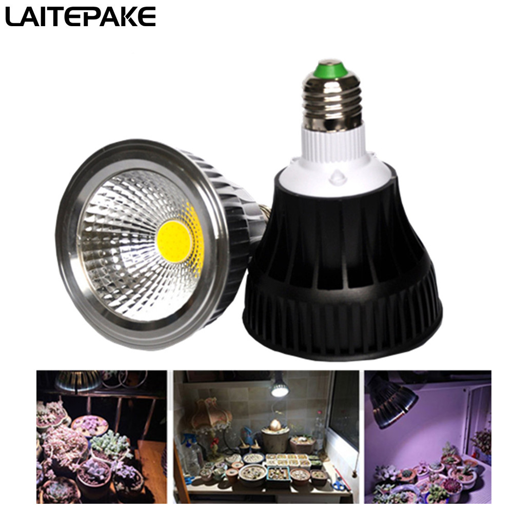 E27 CREE CXA 2525 Led Grow Ight 3/5/7/15W COB CREE Phytolamp High Lumen 5000Lm For Indoor Grow
