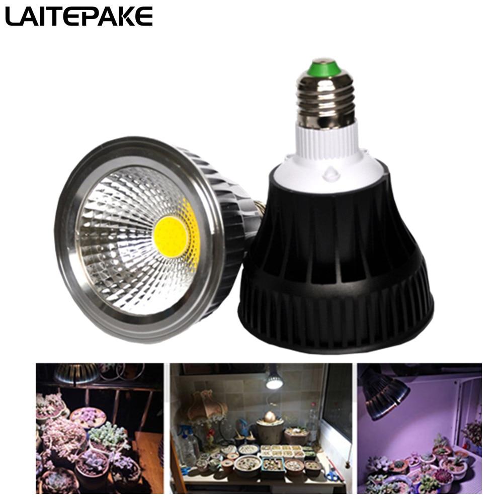 E27 CREE CXA 2525 led grow ight 3/5/7/15W COB CREE phytolamp High lumen 5000Lm For indoor grow